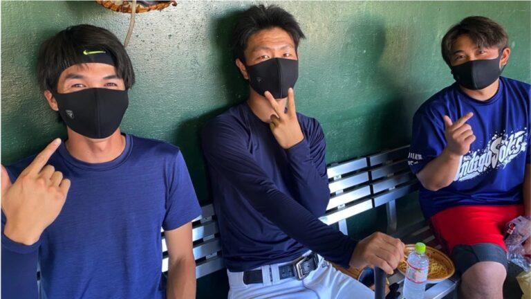 四国アイランドリーグplusに所属する野球チーム「徳島インディゴソックス」に RDXマスクを提供させて頂きました!
